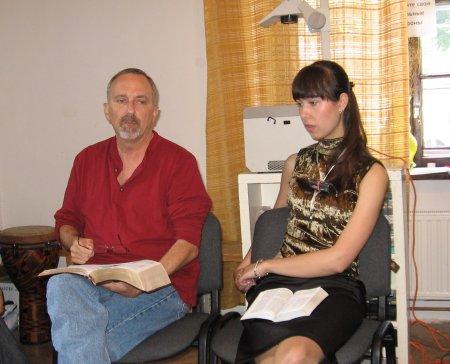 Джим Думас навчає церкву. Переклад Наталі Синкальської