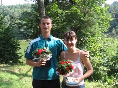 Сергій та Таня отримали подарунки від церкви
