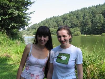 Тетянка та Галинка