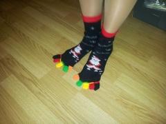 фантазійні шкарпетки