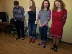 конкурс найоригінальніших шкарпеток