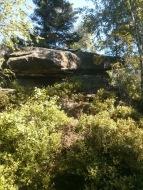 скелі, скелі...