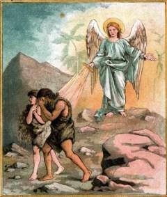 Книга Буття, вигнання Адама і Єви